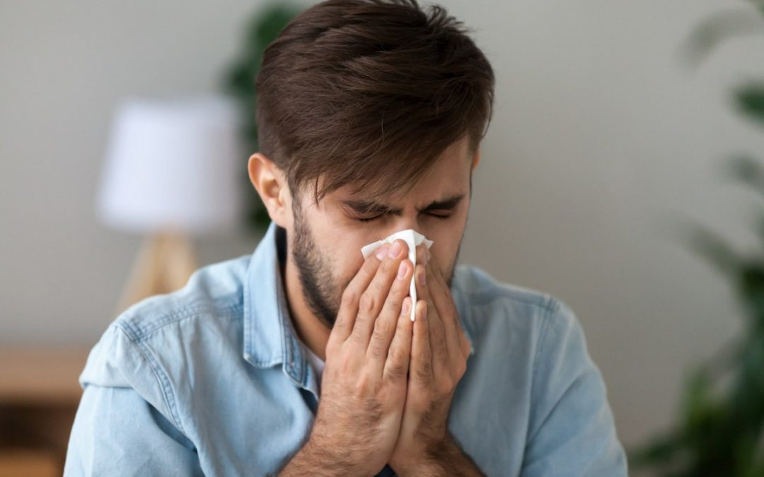 How Dirty Vents Can Worsen Spring Allergies